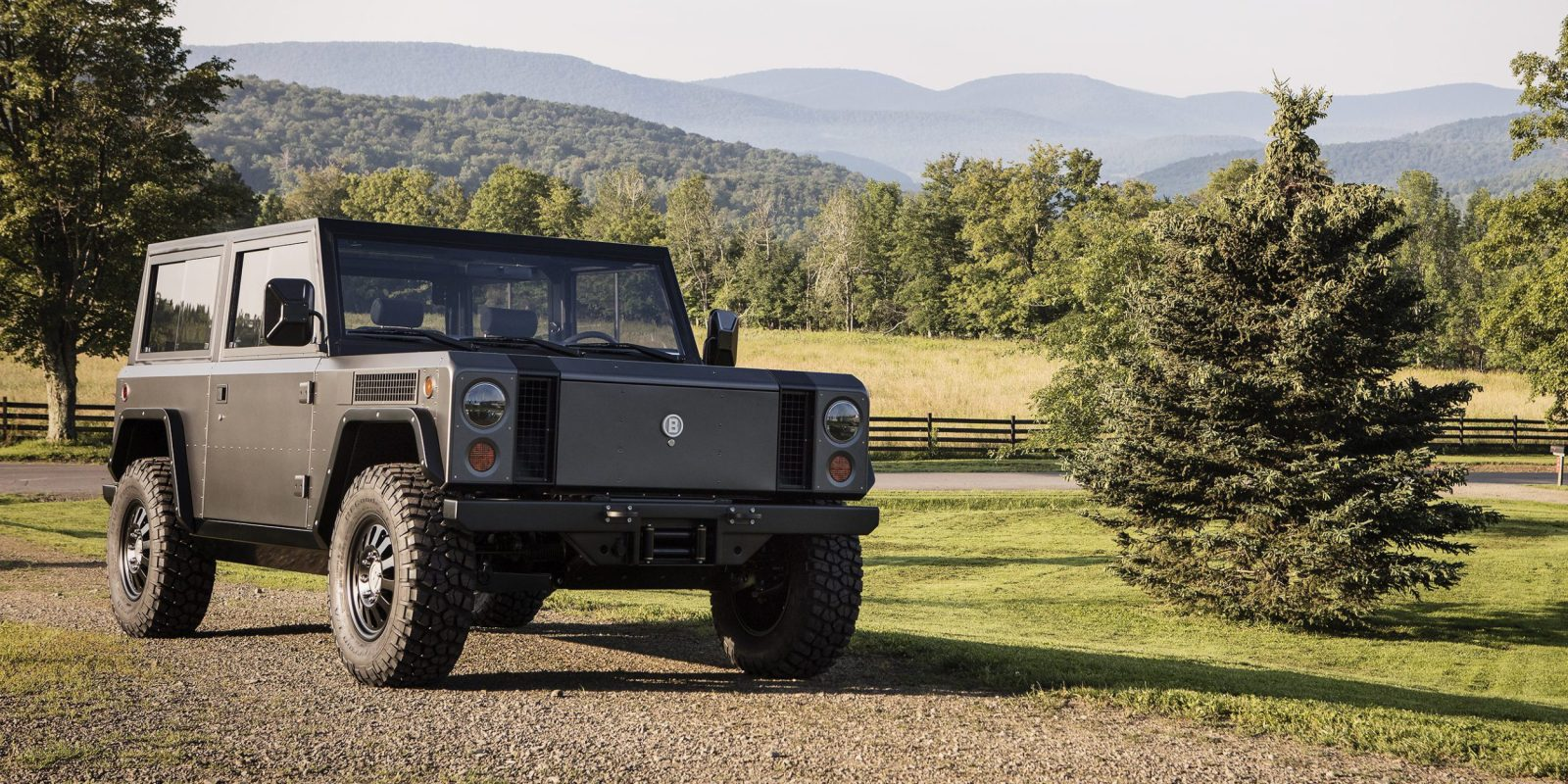Bollinger Announces Partner To Bring Its All Electric Utility Truck Production Next Year