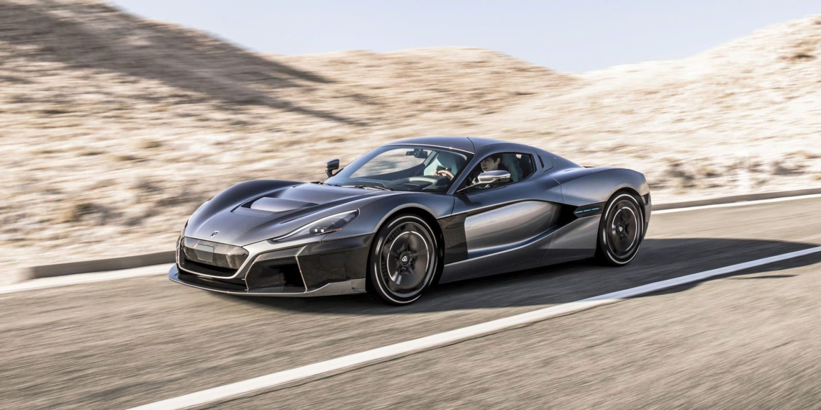 Porsche increases its stake in electric supercar maker Rimac