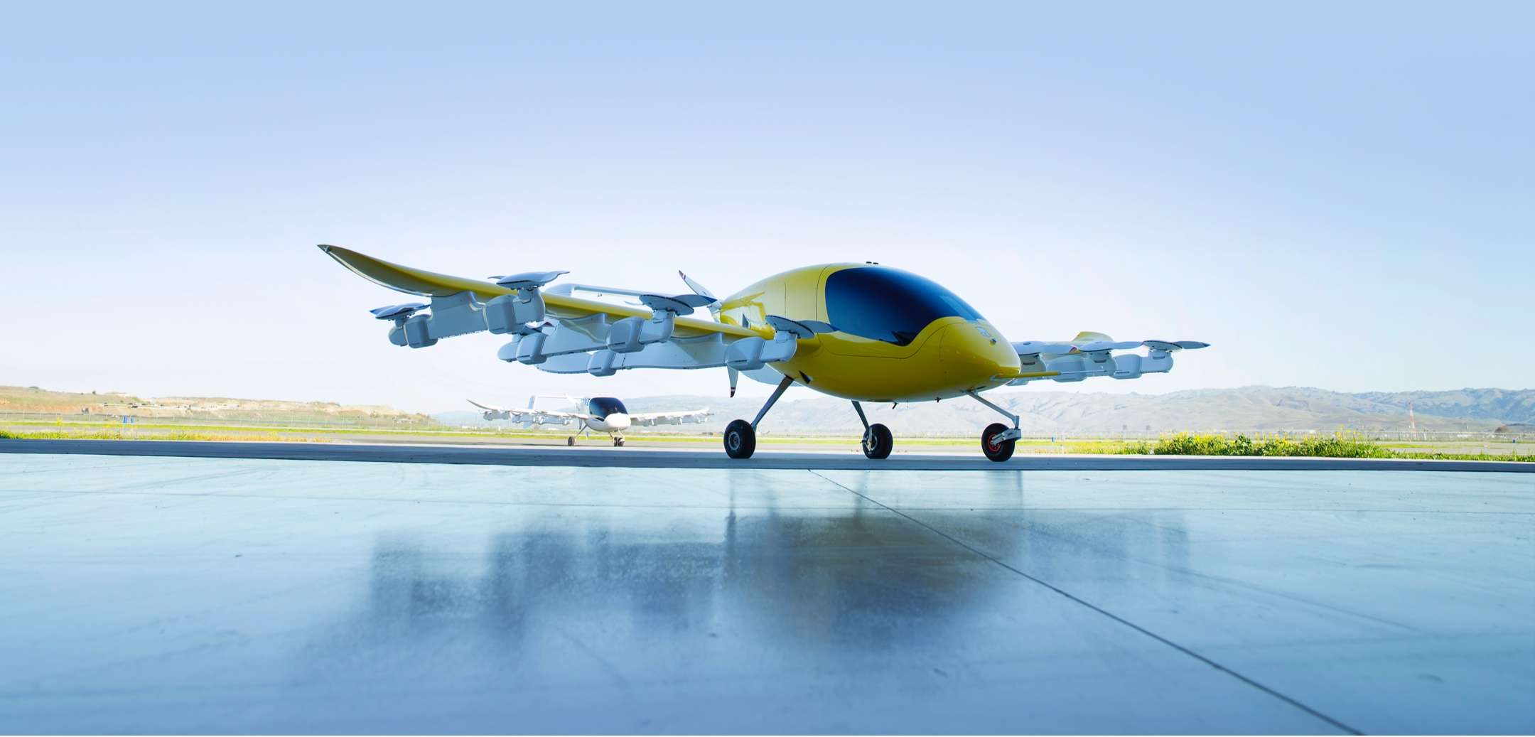 Cora is an electric 'sky Uber drone' from Google's Larry ...