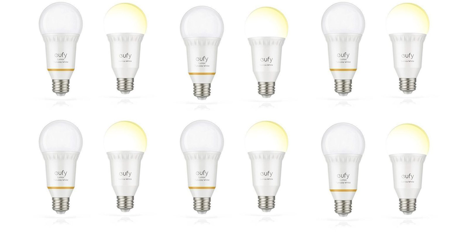 Green Deals: Eufy Lumos Smart LED Light Bulb from $12