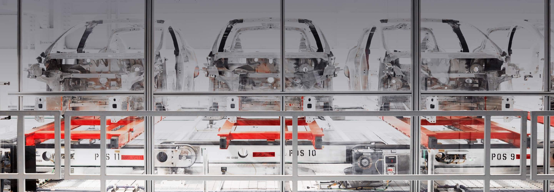 Elon Musk says he is back to sleeping on Tesla factory floor to oversee Model 3 production, denies report on Doug Field