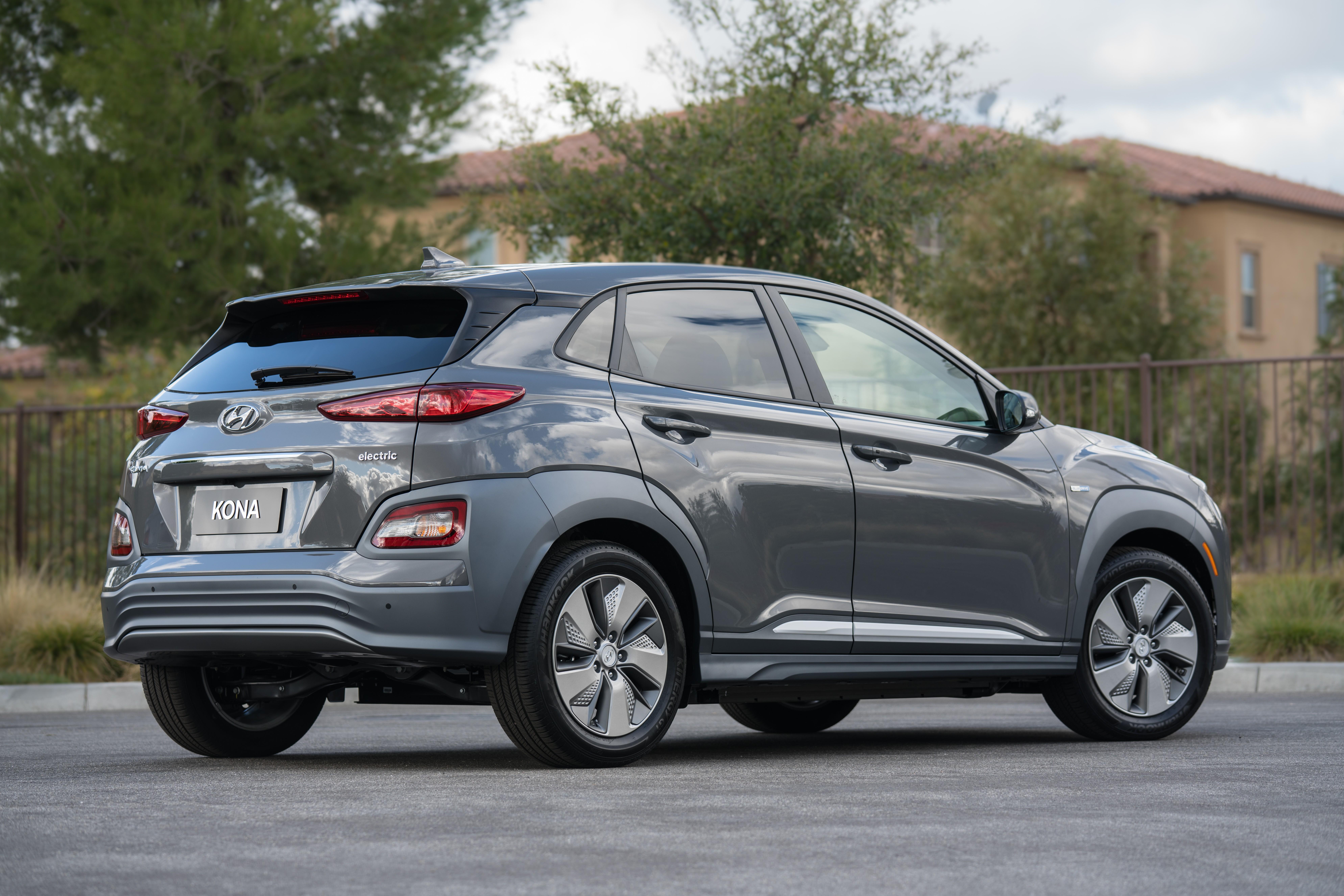 Hyundai Kona Ev Gets Norwegian Price Specs As Company Plans To Make