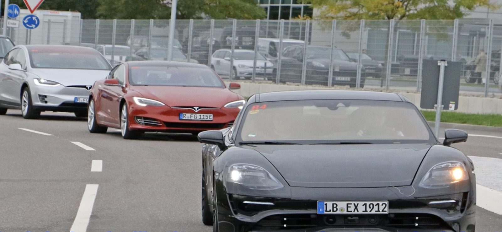 Tesla Is Not A Benchmark For Us Says Porsche After Benchmarking Mission E Against The Model S
