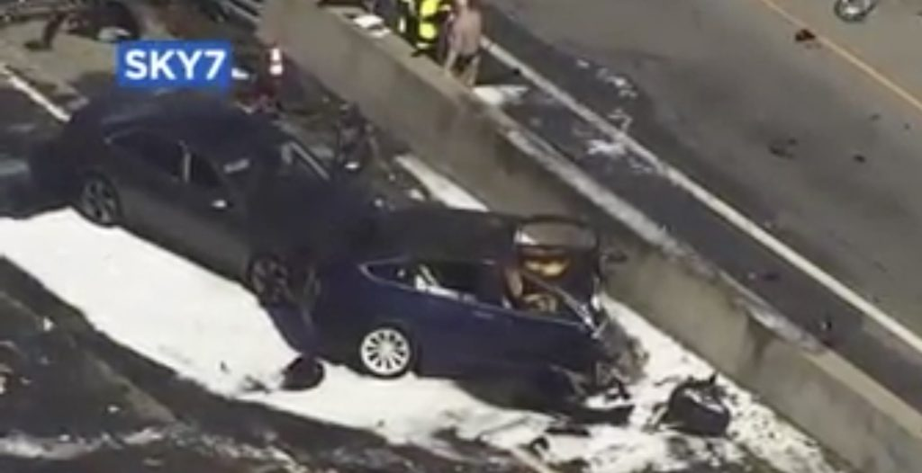 Tesla under scrutiny again over fatal crash on Autopilot - Electrek