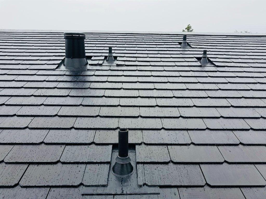 Image result for solar tile roof