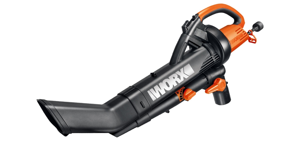 WORX TriVac Electric Blower is $59, more in today's Green Deals - Electrek