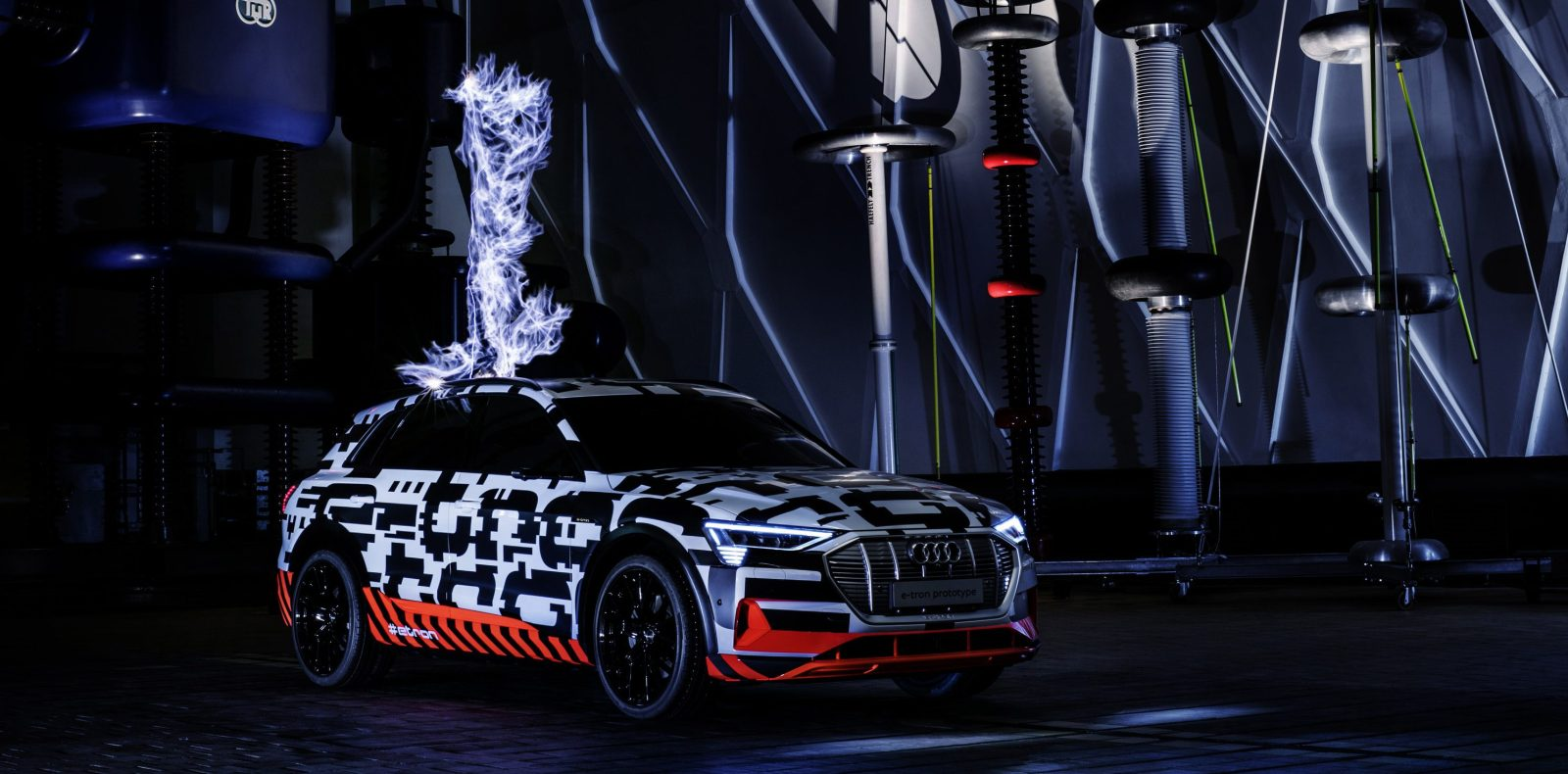 Audi Confirms More Realistic Range Of 250 Miles For The E Tron