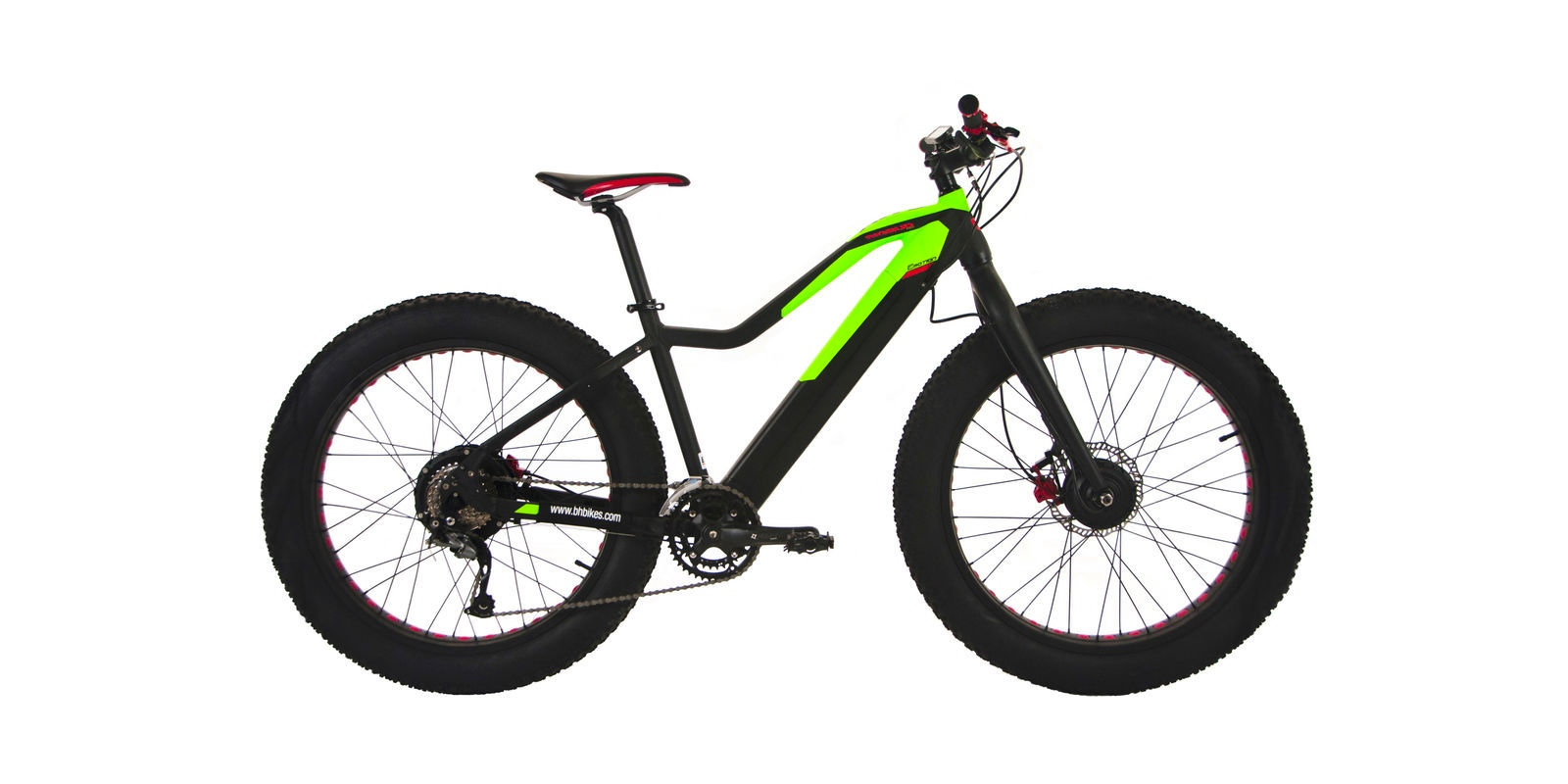 all wheel drive electric bicycles double the motors. Black Bedroom Furniture Sets. Home Design Ideas