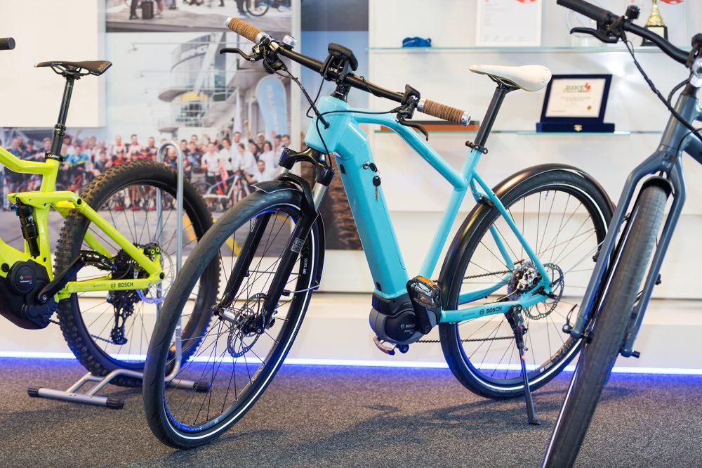 Bosch's 2020 mid-drive e-bike motor and batteries revealed