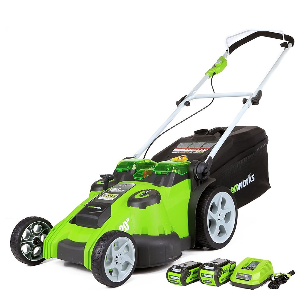 Cut Gas While You Grass Your Guide To Electric Lawn Mowers Cub Schematic Cadet Rzt42electrical Cordless Walk Behind