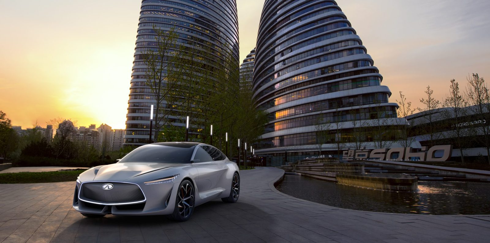 Infiniti Confirms New Electric Vehicle Platform Based On The Q