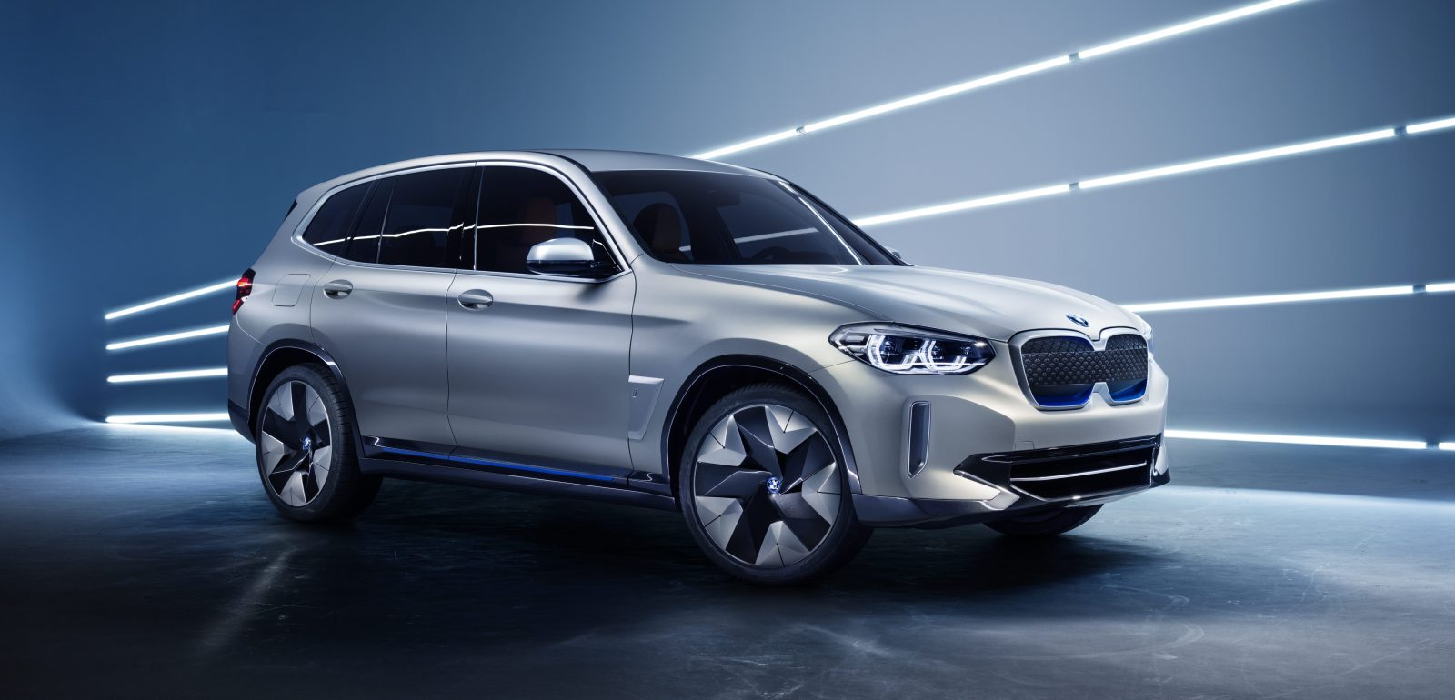 Bmw Unveils New All Electric Ix3 Suv With 250 Miles Of Range And 150 Kw Charging