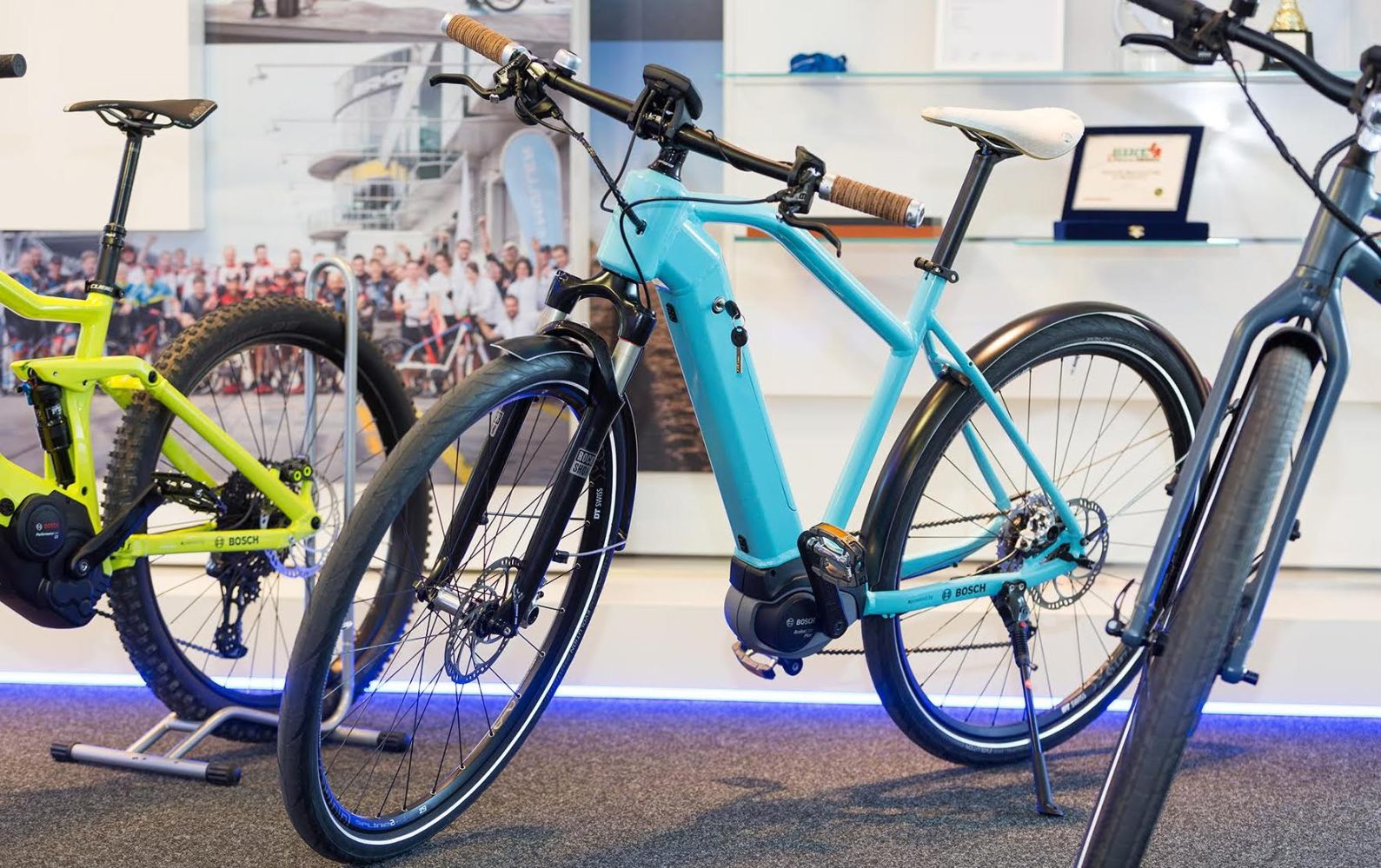 7ea89c4386b Bosch brings its proprietary PowerTube 500 in-frame batteries to US ebike  market, signaling design shift