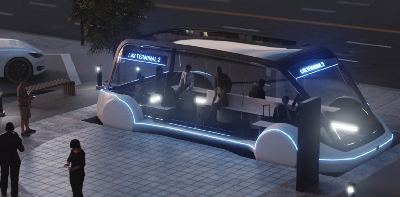 Elon Musk S Boring Company Announces New Tunnel And Loop