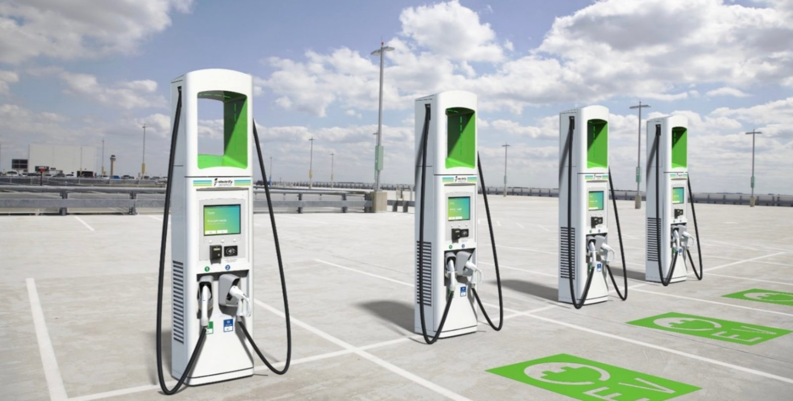 Electrify America completes 400 EV charging stations — about twice as fast as Tesla Supercharger rollout