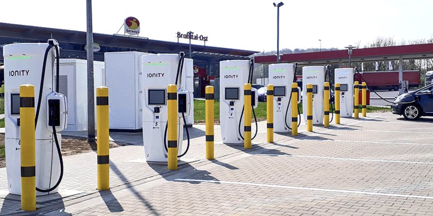 IONITY to increase electric vehicle charging prices 500% - Electrek