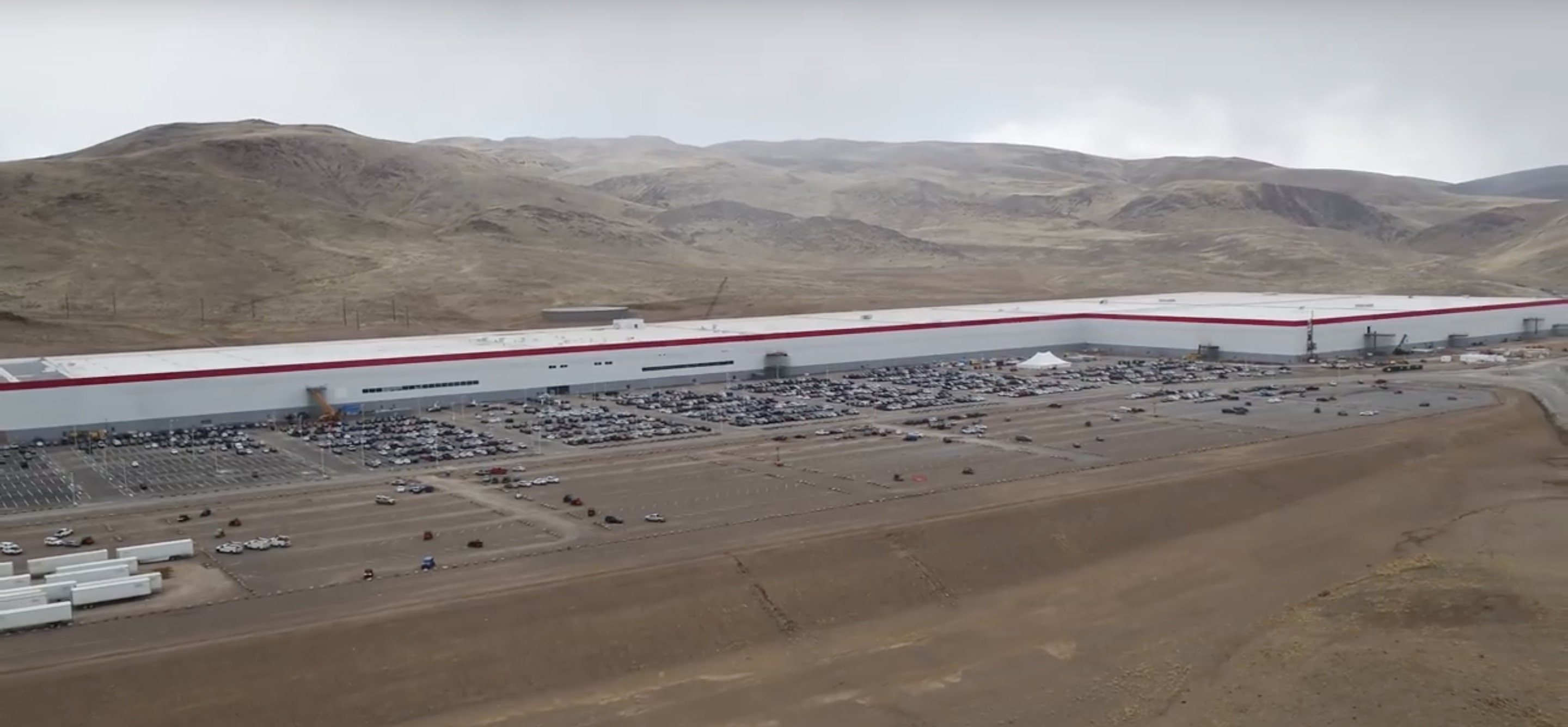 Former Tesla employee claims Gigafactory 1 is involved in drug trafficking activities