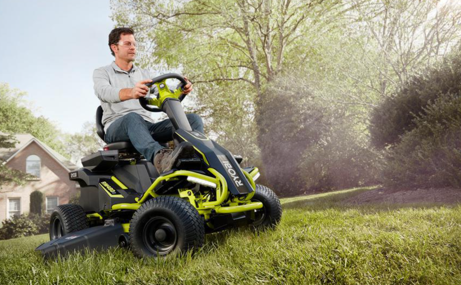 Cut Gas While You Cut Grass Your Guide To Electric Lawn