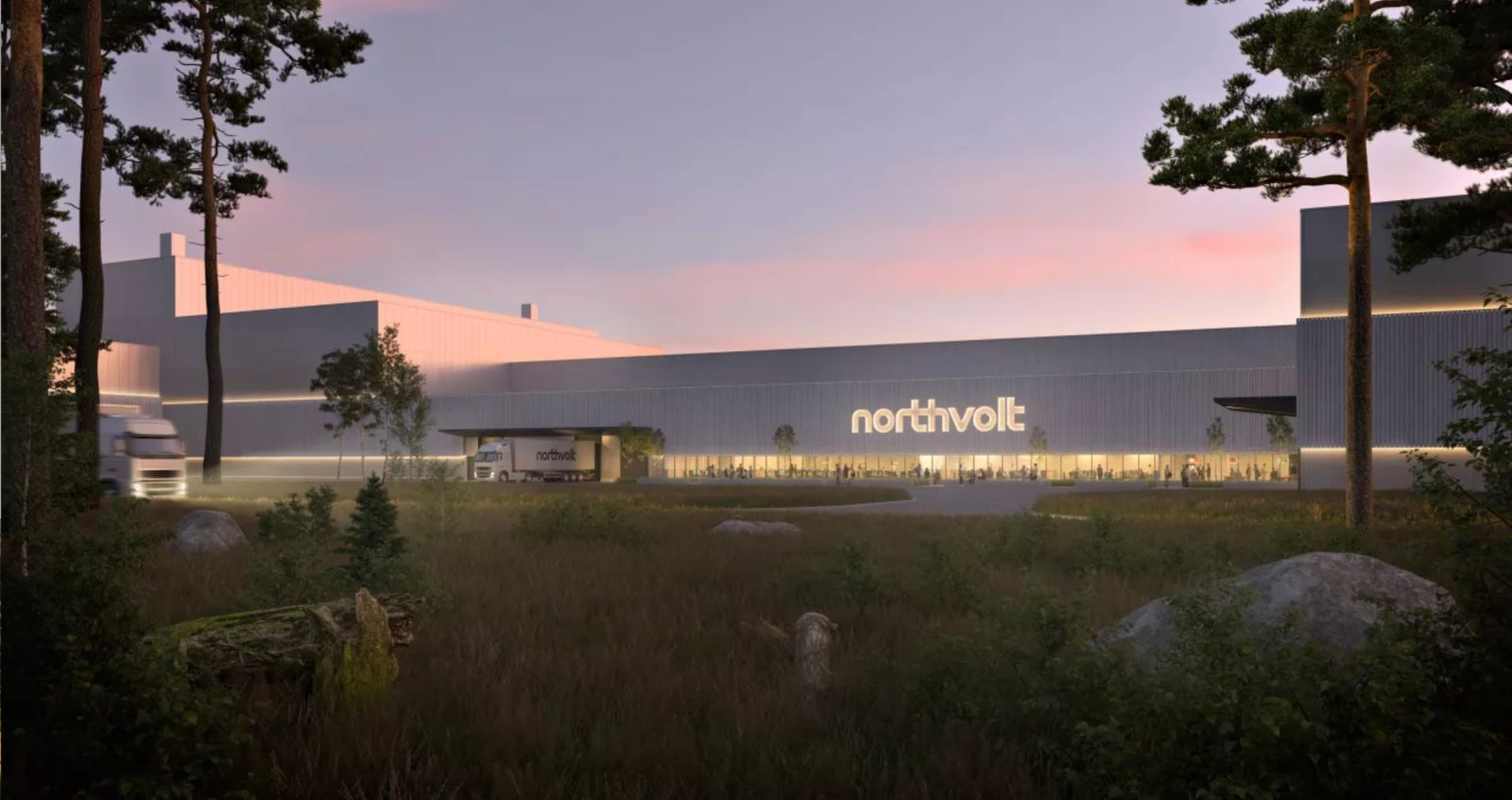 Northvolt starts construction on first phase of its planned