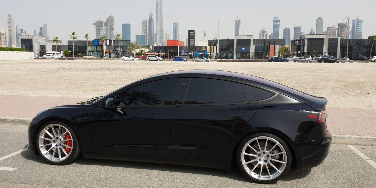 First Tesla Model 3 Vehicles Arrive In China And Dubai