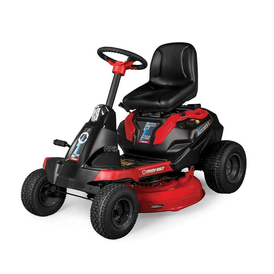 Cut Gas While You Grass Your Guide To Electric Lawn Mowers Cub Schematic Cadet Rzt42electrical Troy Bilt Tb30e