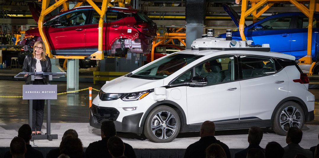 Gm Ceo Reaffirms Commitment To Electric Vehicles While Supporting Revision Of Fuel Consumption Rules