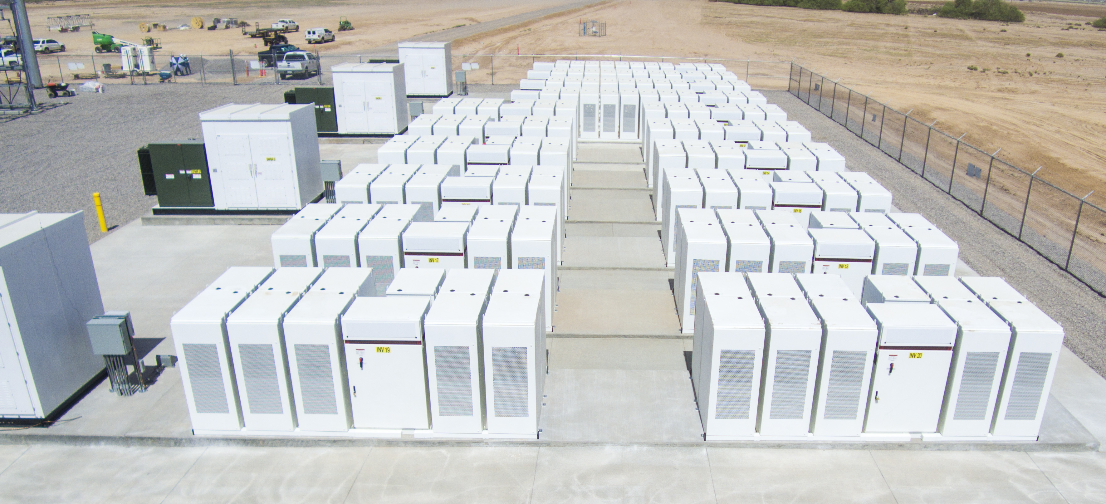 US utility-scale battery storage capacity on the rise, could triple by 2023 - Electrek