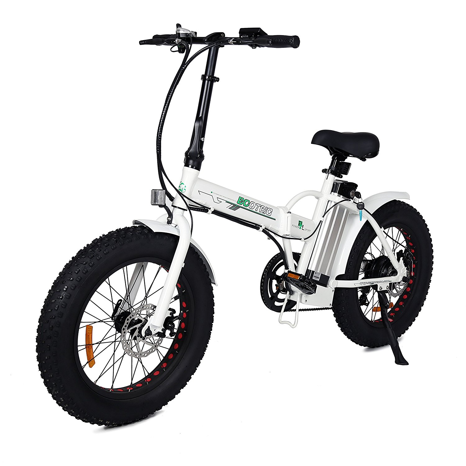Weekend Project Build Your Own Diy Fat Tire Electric Bicycle For
