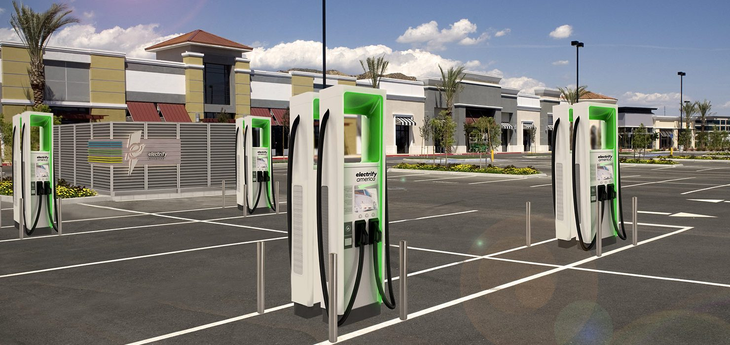 Vw Forms Electrify Canada To Deploy A New Network Of