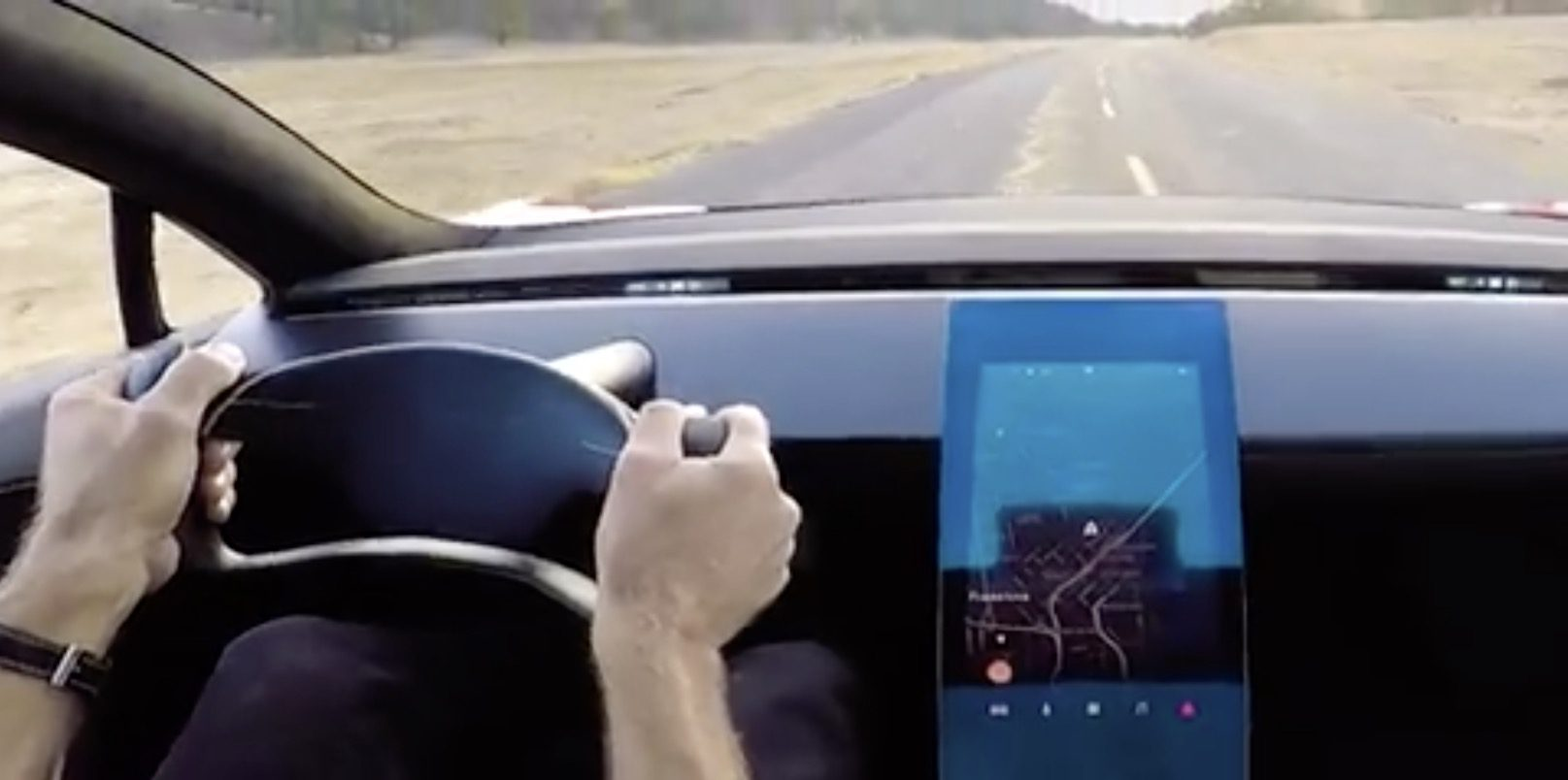 Tesla releases new video with mystery car, new next-gen Roadster footage in action, and more