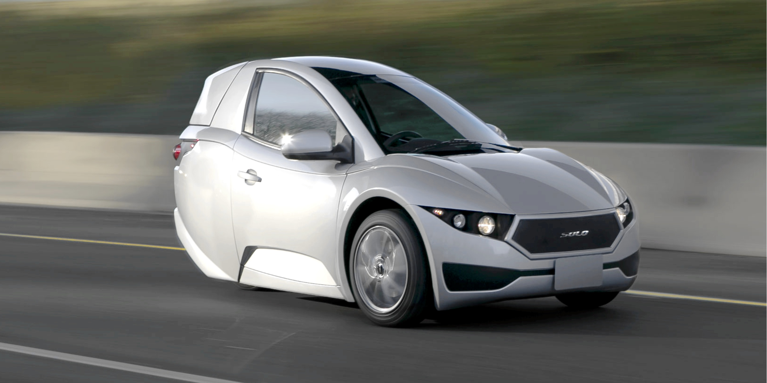 Electra Meccanica's SOLO qualifies for $900 rebate as zero-emission motorcycle in California