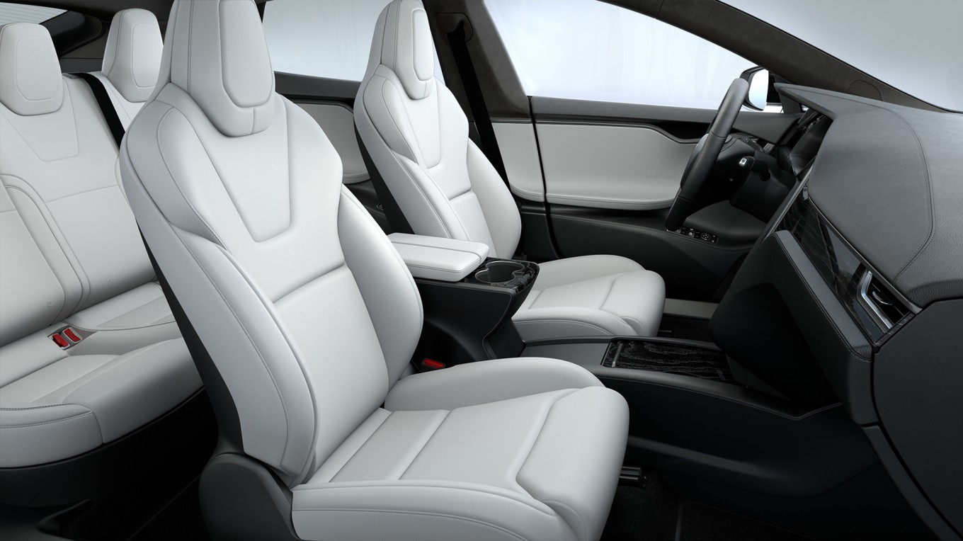 Tesla Updates Model S And Model X With New Interior Finish Electrek