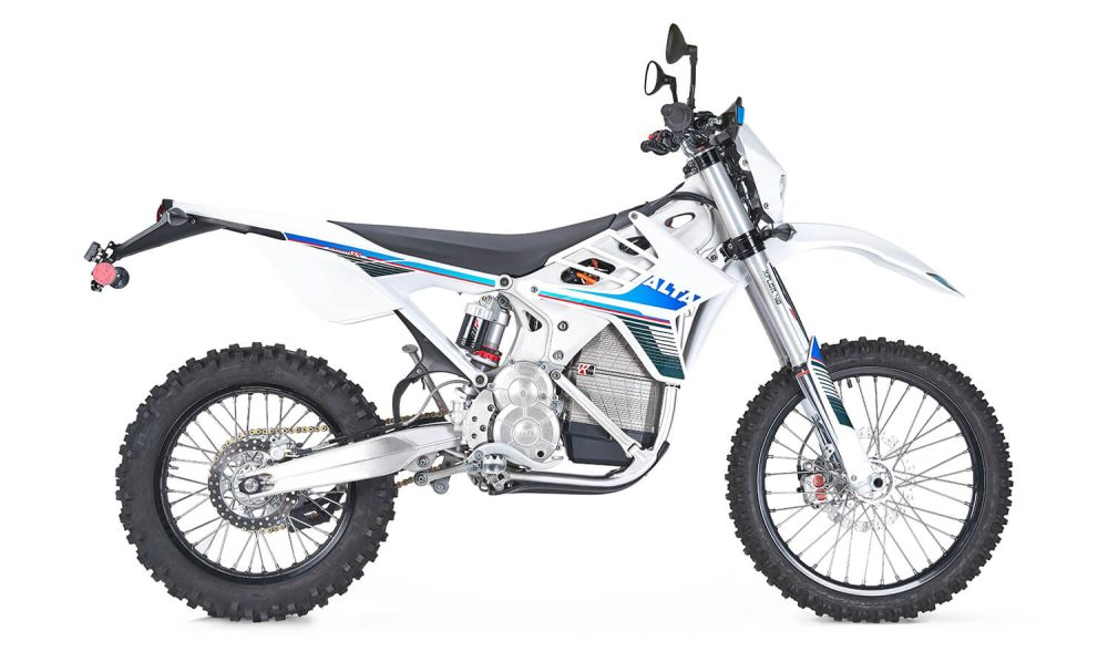 Alta Motors Reveals New 2019 Redshift Exr Multi Terrain