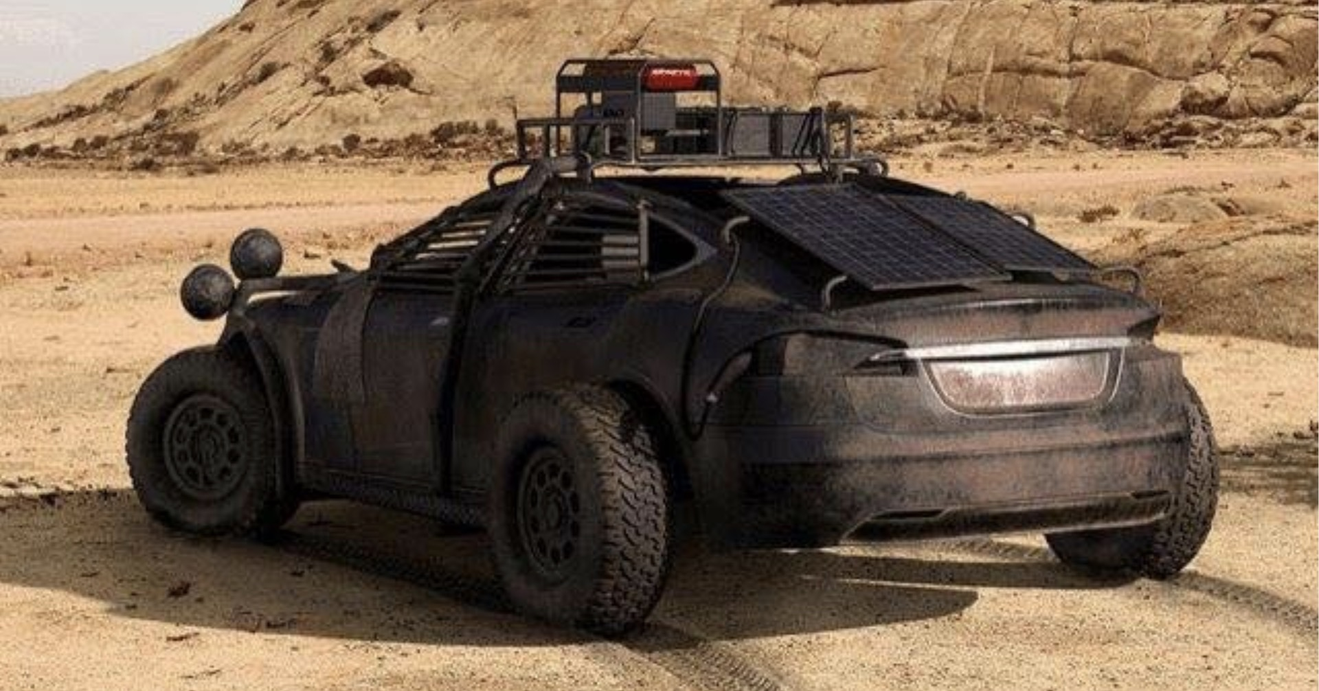 elon musk hints at what his  u0026 39 cyborg dragon tesla u0026 39  is actually going to be
