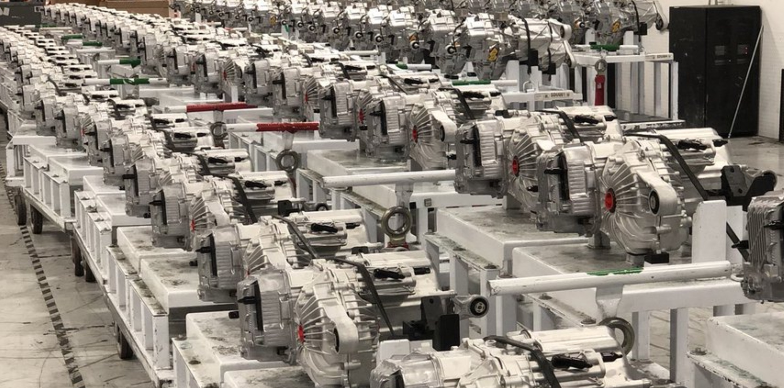 Elon Musk shares rare images of Model 3 production in factory as Tesla makes end-of-quarter push