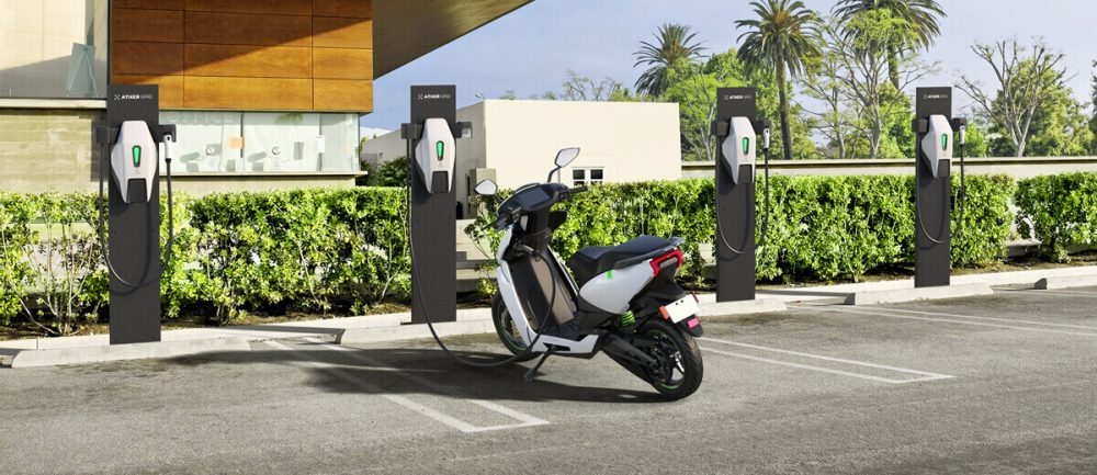Ather Energy launches highly anticipated new electric scooters and