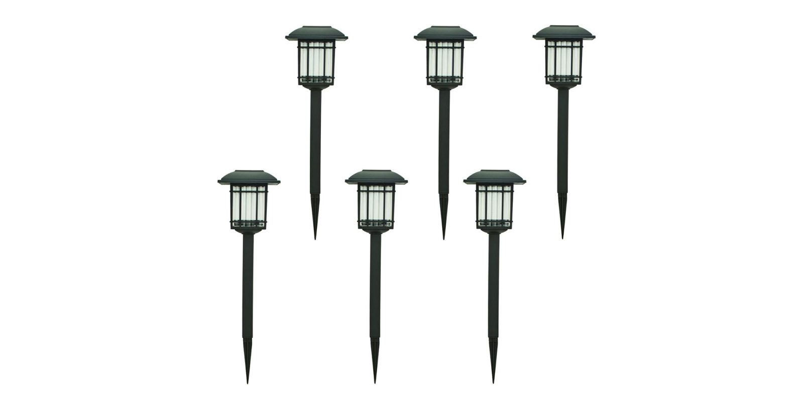 Green Deals: 6-pack Hampton Bay Solar LED Lights $12, more