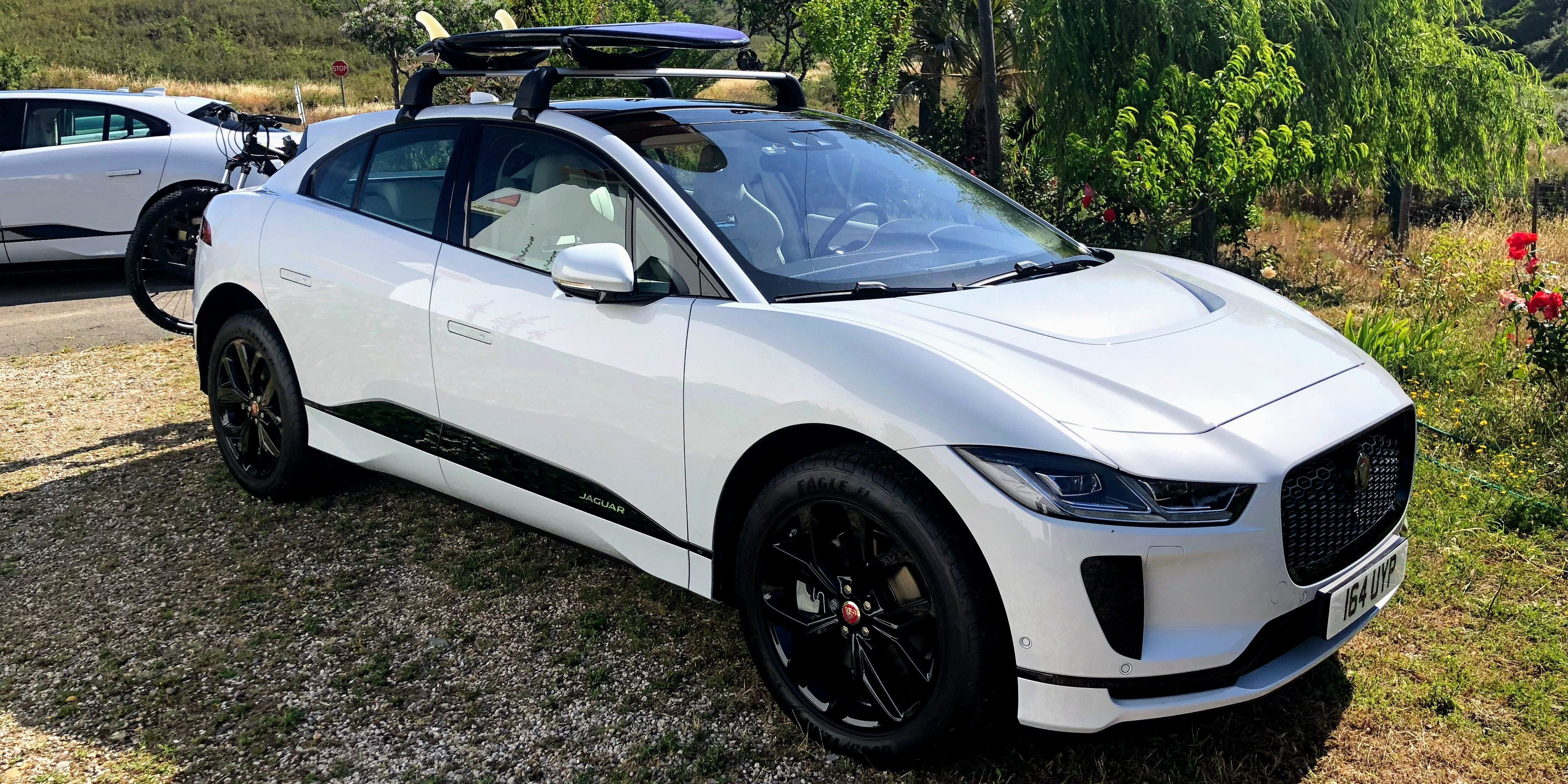 Jaguar Delays Some I Pace All Electric Suv Deliveries Automaker Says It Is Prioritizing