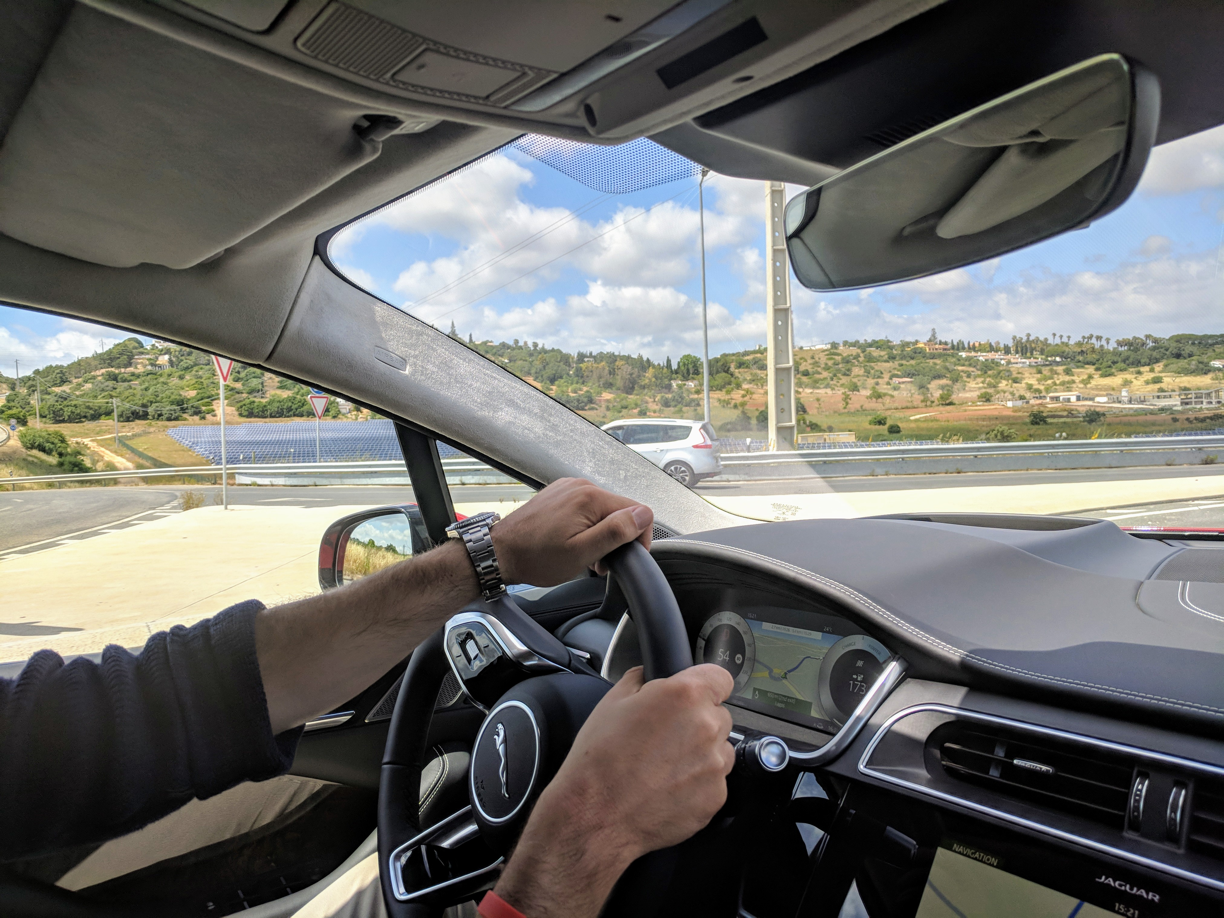 Jaguar I Pace Review The 240 Mile Luxury Sport Utility Is