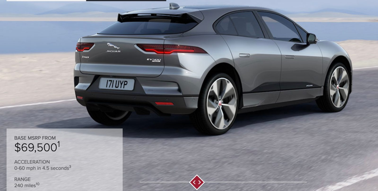 jaguar i pace review roundup 20 early videos are mostly positive but lack ev context electrek. Black Bedroom Furniture Sets. Home Design Ideas