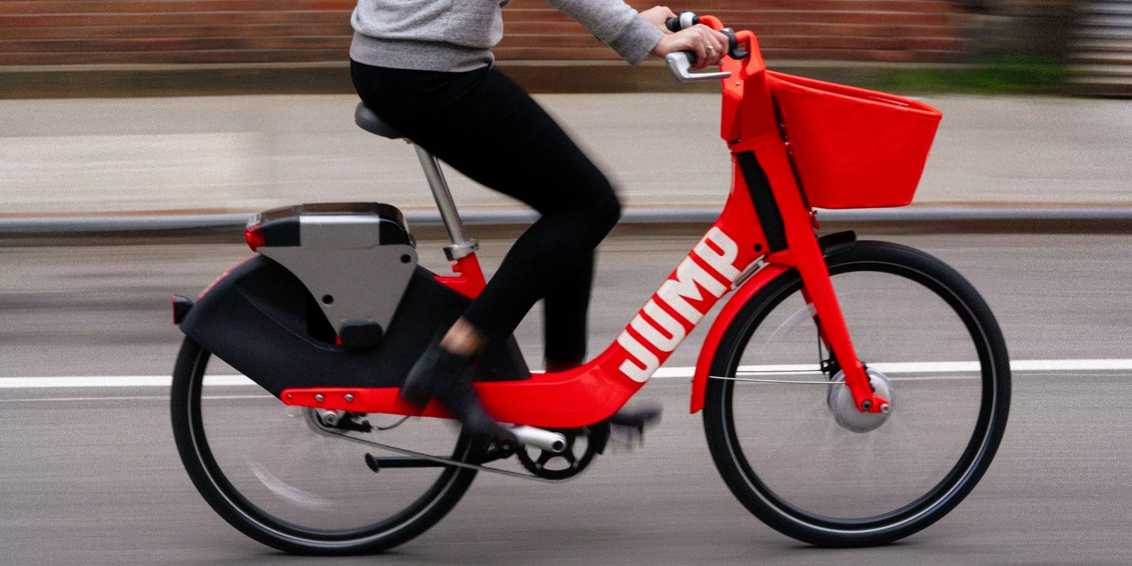 Uber's electric bicycles are starting to get more riders than their cars
