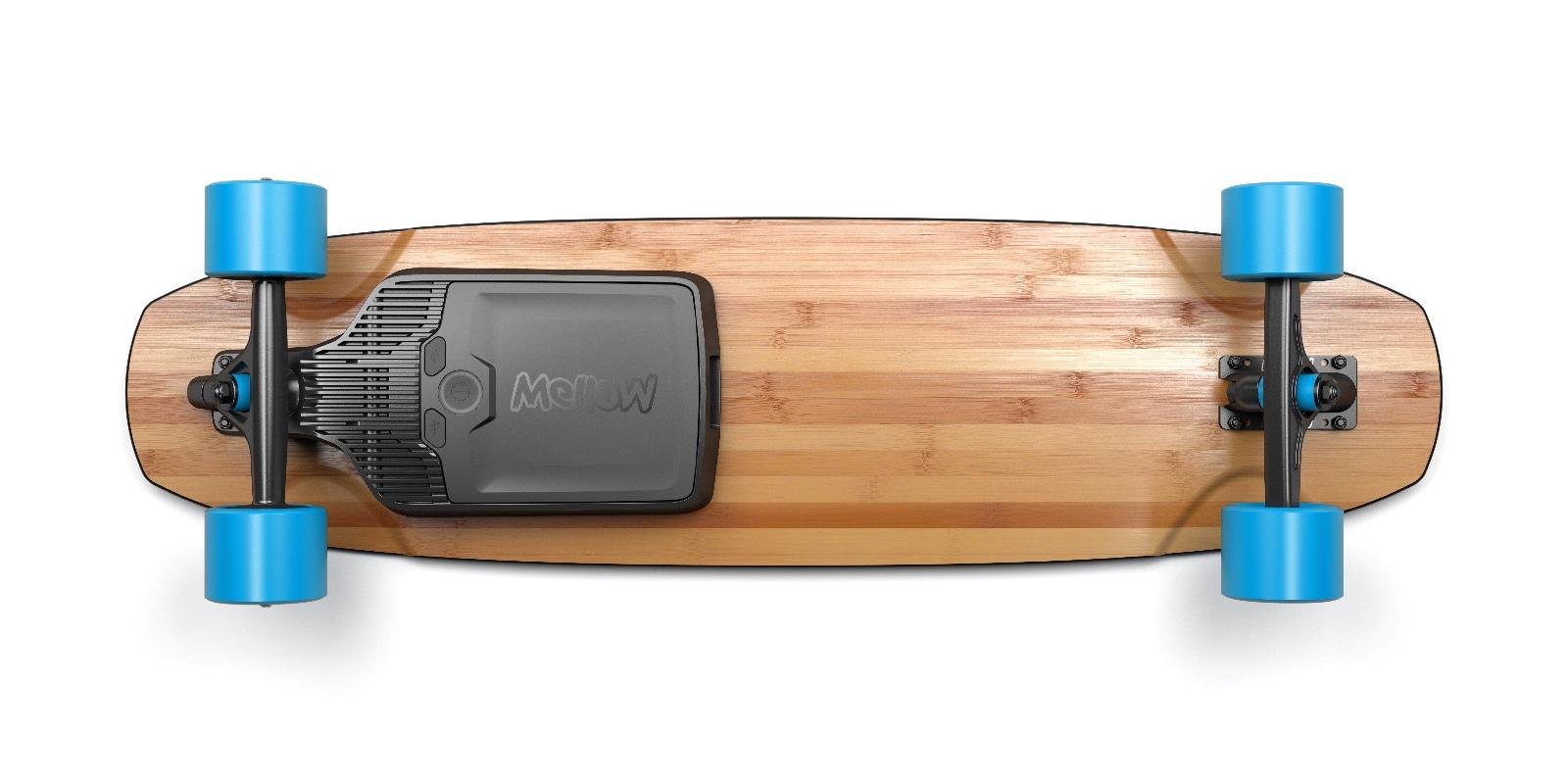 Germanengineered Mellow Boards wants to make DIY electric skateboards cheaper  Electrek