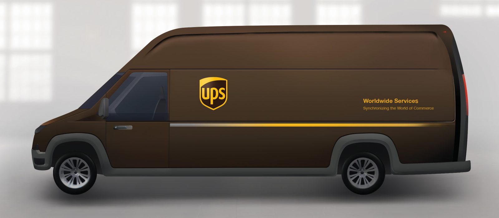 Ups Is Ing A Fleet Of 1 000 Electric Vans From Workhorse