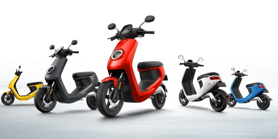 NIU prepares to bring its high tech electric scooters to the US as