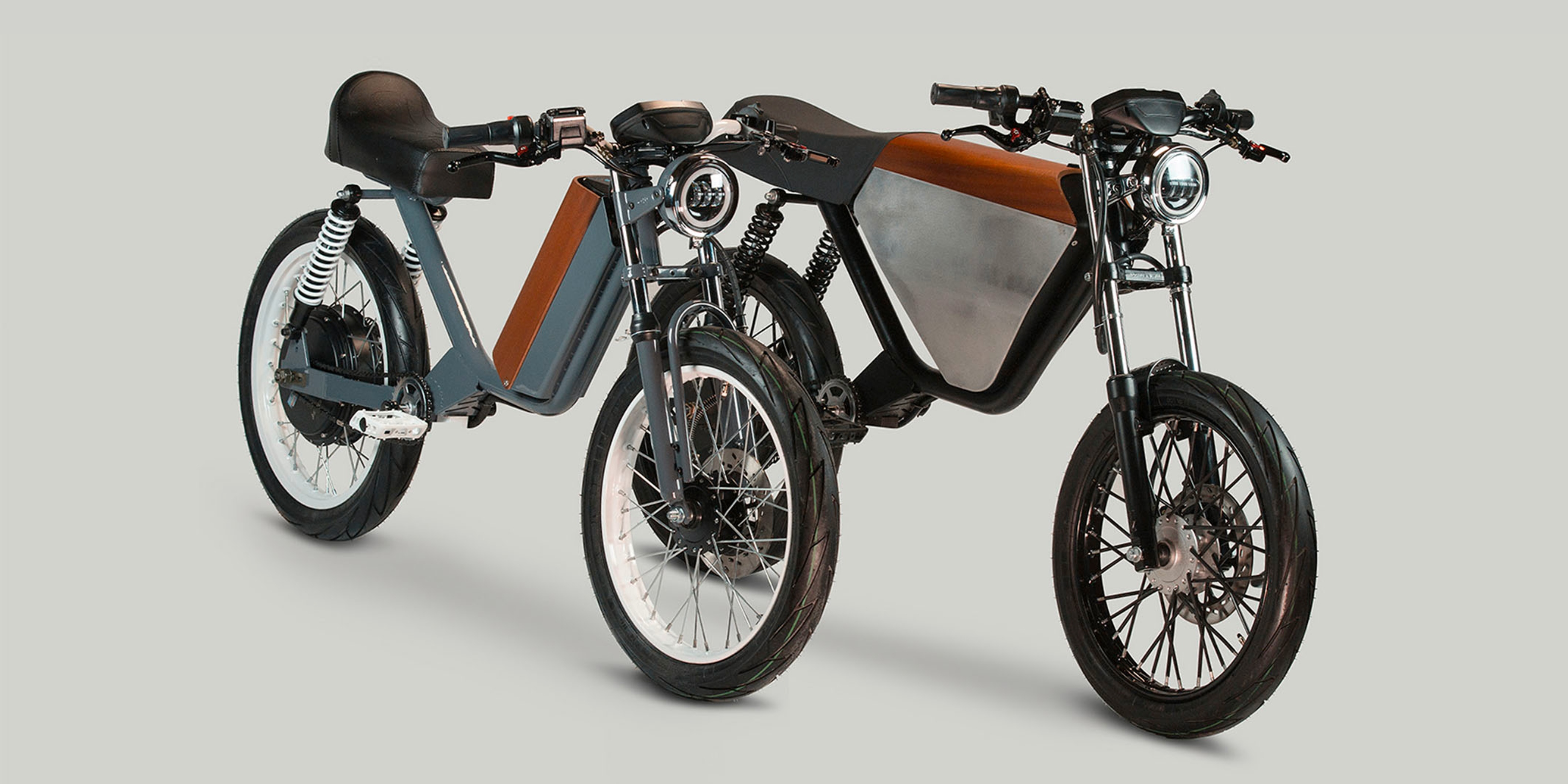 Onyx S New Retro Styled 30 And 60 Mph Electric Mopeds Are