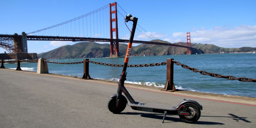 Electric scooter injuries pile up, half coming from drunk or