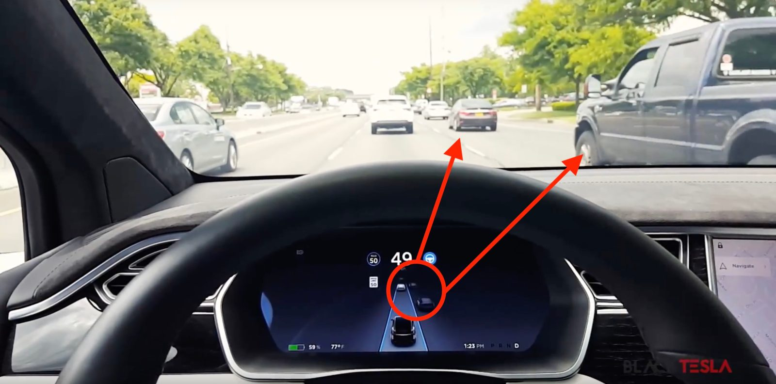 Tesla Releases New Autopilot Update With Performance Improvements And Car Renderings