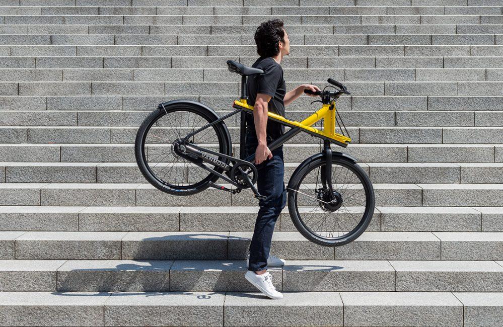 VanMoof unveils two new theft-proof electric bicycles - Electrek