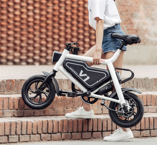 c81bcfc1e38 Xiaomi's new $261 electric bicycle prepares to turn the ebike ...