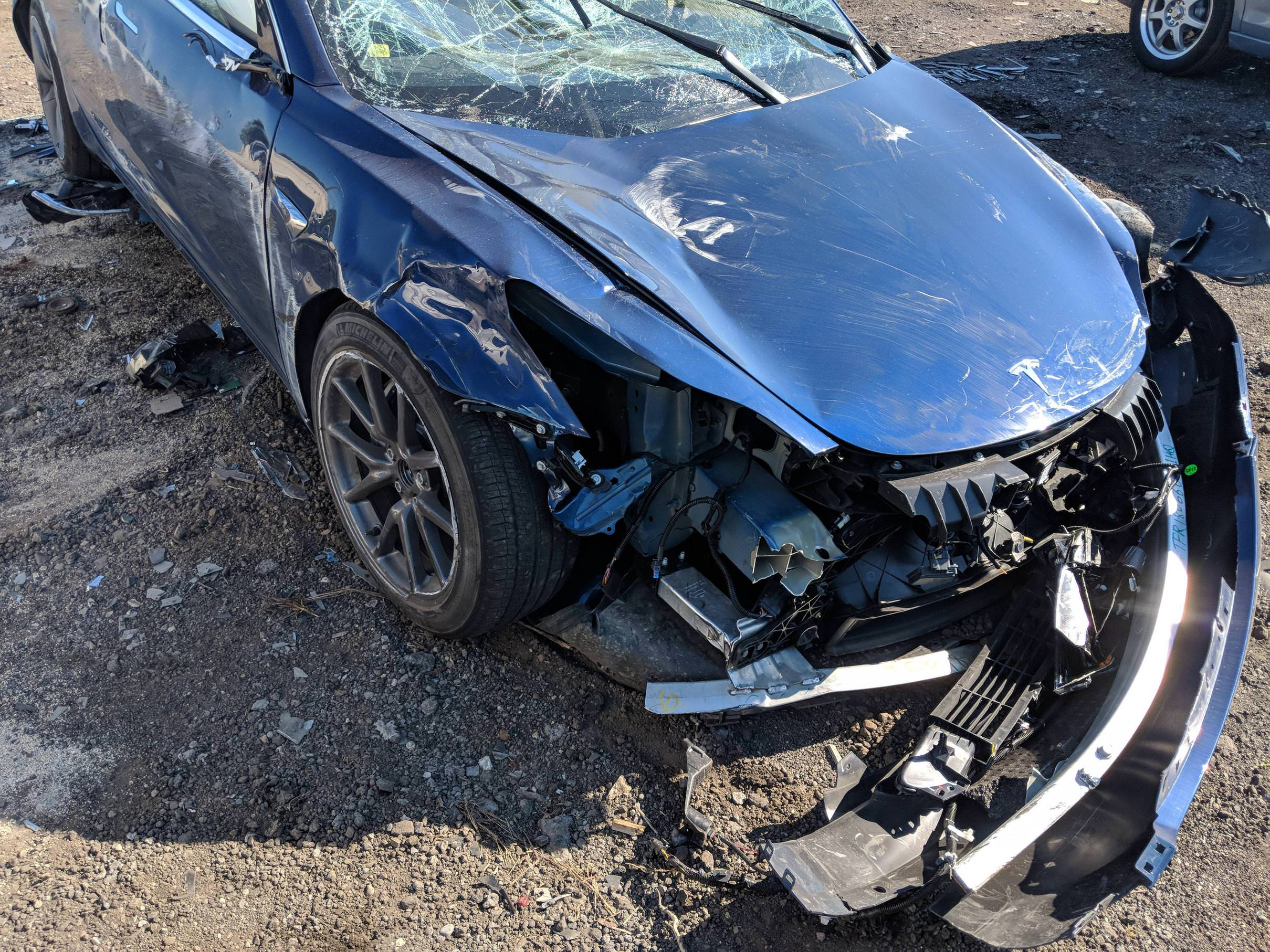 The Owner Says That His Wife Was Able To Exit Car And Sustained Only Minor Injuries He Explains